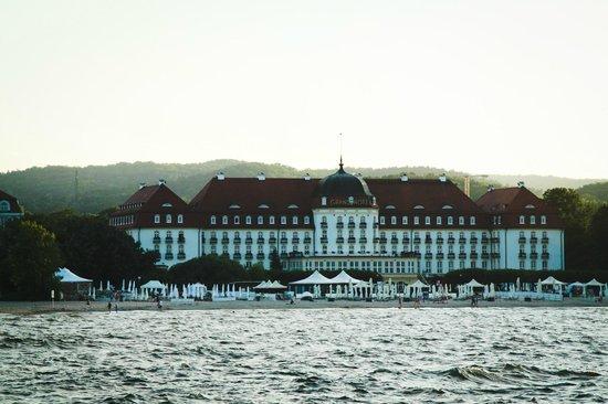 Sofitel Grand Sopot: Grand Hotel
