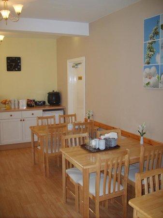 Denville Hotel Blackpool: dining room