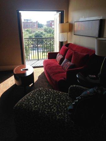 Andaz Savannah : Living Area