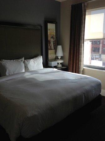 Andaz Savannah: Bedroom Area
