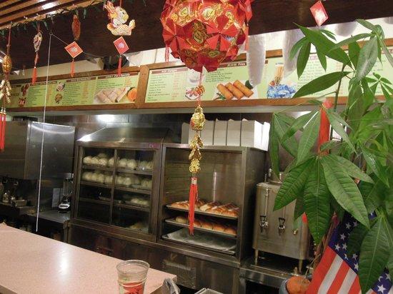 Mei Li Wah Bakery Cashier