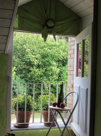 La Fontaine: Nice fresh air