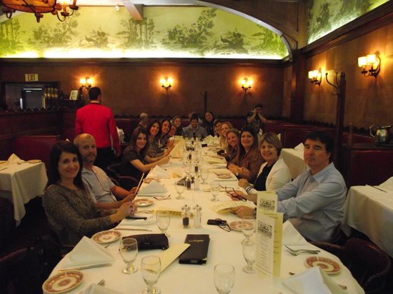 Tuscany Il Ristorante: Jantar em grupo