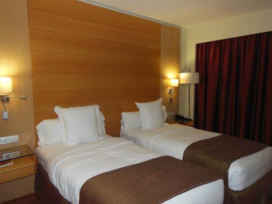 BAH Barcelona Airport Hotel : BAH room