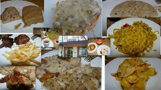 pranzo trattoria Ciccioni 1/11/2013