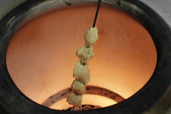 Curry House: Garlic Chicken Tikka w piecu Tandoor