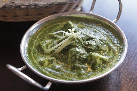 Curry House : Palak Paneer