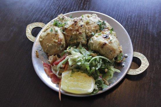 Curry House : Garlic Chicken Tikka