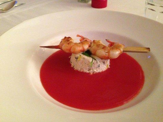 La Poudette: Tomato soup