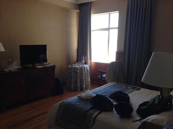 Gran Hotel Pucon: habitación doble superior