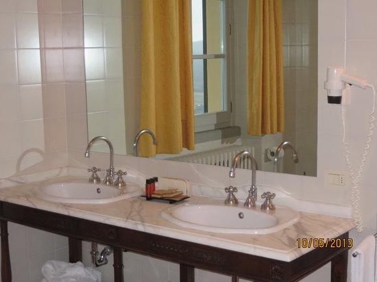 Villa Marsili: Sink area