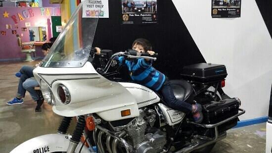 Children's Museum of Stockton: fun