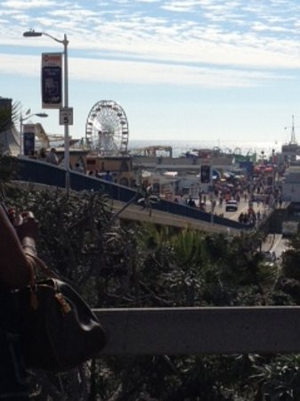 Shore Hotel: Santa Monica Pier