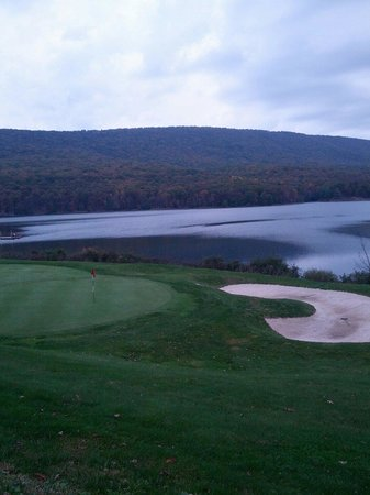 Rocky Gap Casino Resort : Great scenery!