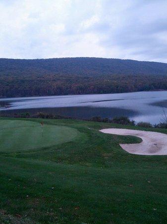 Rocky Gap Casino Resort: Great scenery!