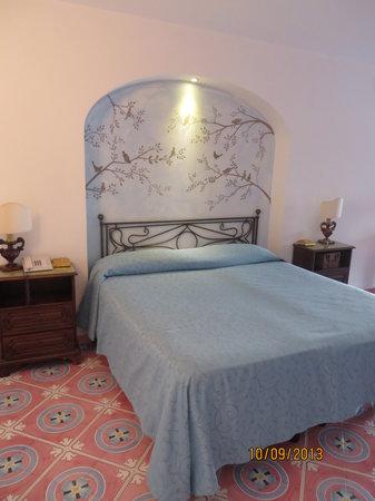 Hotel Belair: Bedroom
