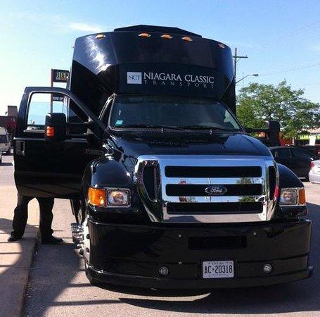 Niagara Classic Transport