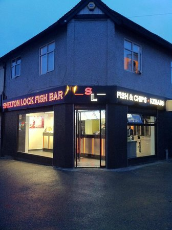 Shelton Lock Fish Bar