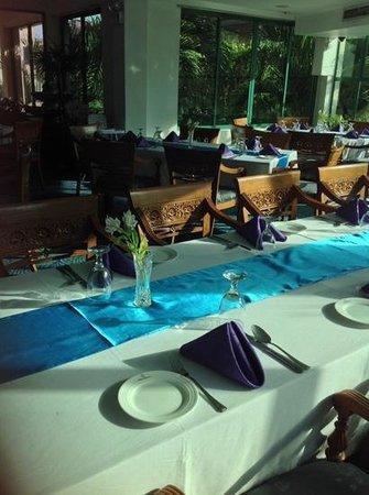 Hotel Clarion : breakfast