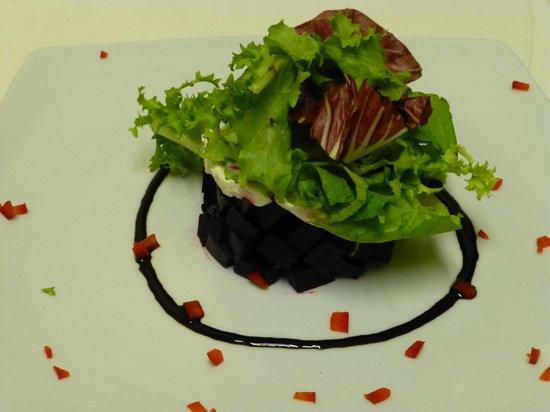 Le Coin des Amis : Beet salad