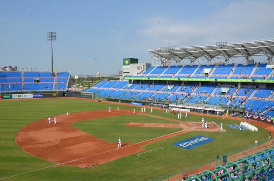 Taoyuan International Baseball Stadium