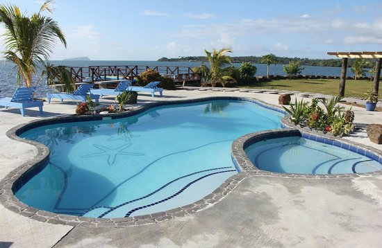The Savaiian Hotel: Pool