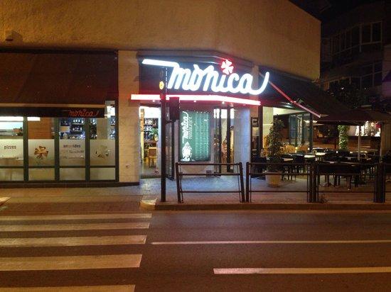 Monica Restaurant: Av/onze de setembre,35