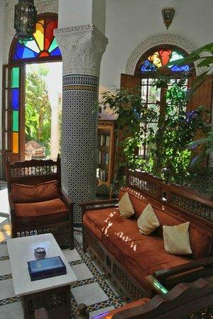 Ryad Mabrouka: Living Room/lobby