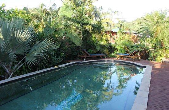Lynn's Getaway Hotel: Pool Area