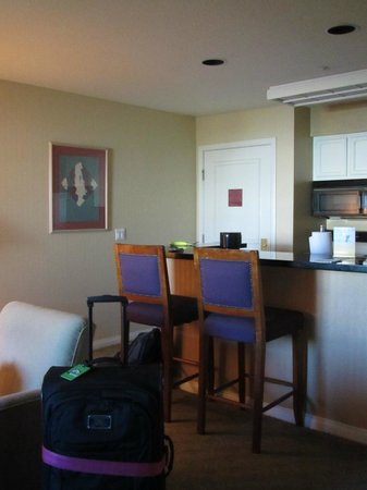 HYATT house Cypress/Anaheim: kitchen