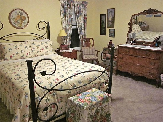 Casa Della Valle B&B : The yellow room