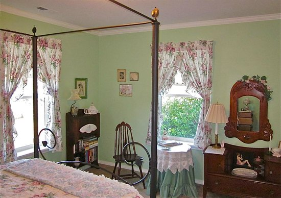 Casa Della Valle B&B : The rose room