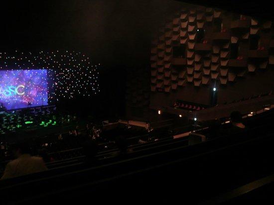 Festival Hall : フェスティバルホール内部1