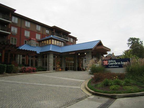 Room Picture Of Hilton Garden Inn Gatlinburg Downtown Gatlinburg Tripadvisor
