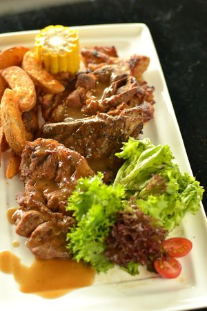 Favolosa Cuisine: Mixed Grill