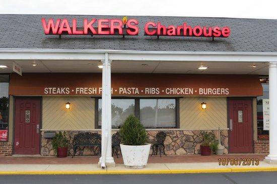 Walker's Char House