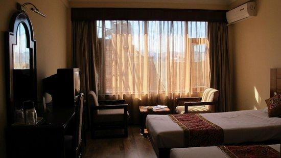 Hotel Manang: Room 309 - Good room.  Not good- Room 208