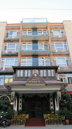 Hotel Manang: Decent hotel with generally warm service