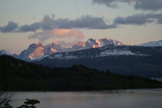 Patagonia Camp: View from the room