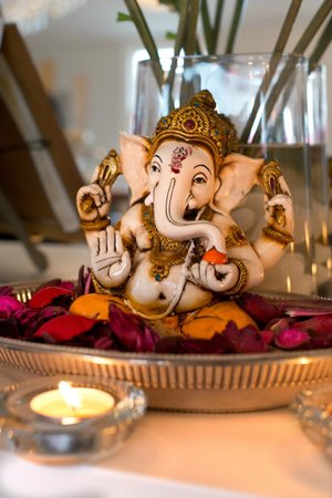 Indian Spice: Lord Ganesha