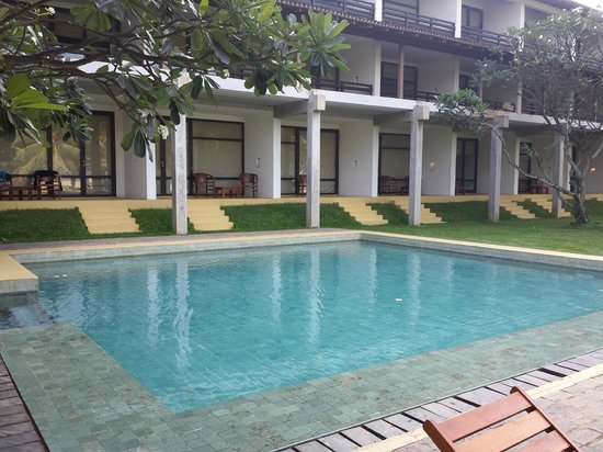 Jetwing Beach: Pool Area