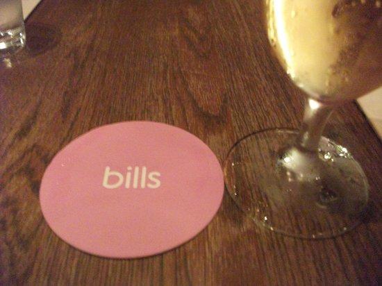 Bills, Shichirigahama: ビール