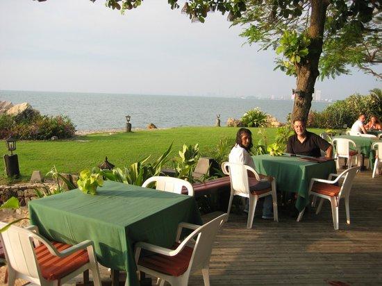 The Sunset Village Beach Resort: Saubere gepflegte Anlage