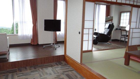 Kirishima Kanko Hotel : Room