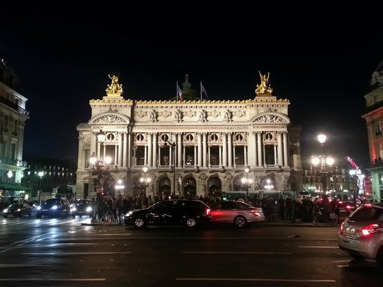 Hotel Stendhal Place Vendome Paris - MGallery Collection: Madeleine at night