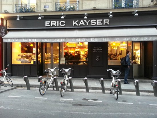 Hôtel Stendhal Place Vendôme Paris - MGallery Collection : Eric Kayser across the hotel