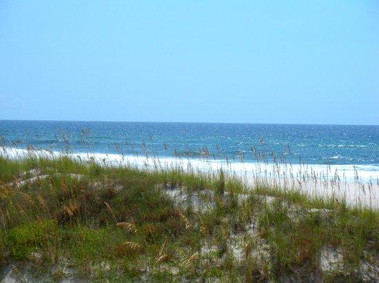 Pineapple Beach Villas : Beach View