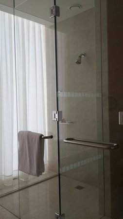 The Oberoi, Dubai: The bath room