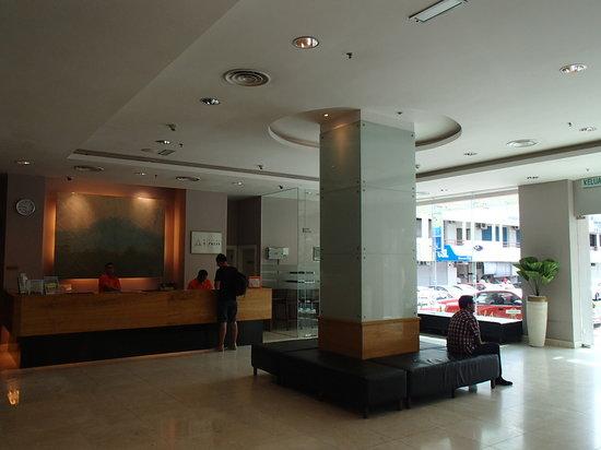 Cititel Express Kota Kinabalu: lobby