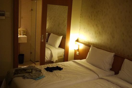 Cititel Express Kota Kinabalu: room